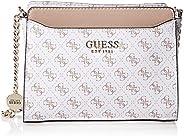 Guess Womens Cross-Body Handbag, White - SG767114