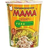 Noodles Mama Pork Cup Preparado de fideos -70 g