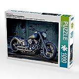 Ein Motiv aus Dem Kalender Harley-Davidson Custombikes 1000 Teile Puzzle Quer