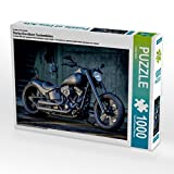 Ein Motiv aus dem Kalender Harley-Davidson Custombikes 1000 Teile Puzzle quer (CALVENDO Hobbys)