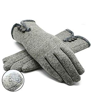 GCC Warme Handschuhe Kaschmir Touchscreen Damenmode
