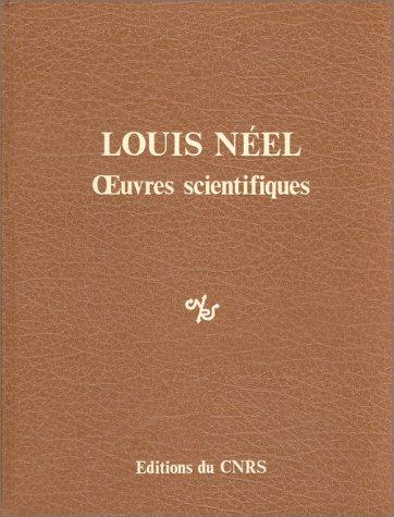 Oeuvres scientifiques de Louis Néel