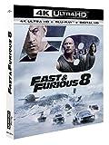 Fast & Furious 8 [4K Ultra HD + Blu-Ray + Digital Ultraviolet] [Import Italien]