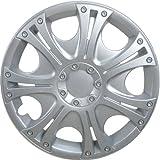 ALBRECHT automotive 39076 Radzierblende Tobago Nylon Lux 16 Zoll, 1 Satz