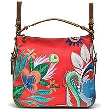 Desigual Liana Pisa Backpack Carmin