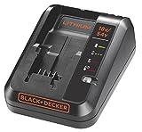 Black & Decker bdc2a-qw Cargador para batería de iones de litio 18V/54V