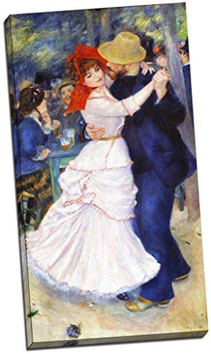 Auguste Renoir Dance at Bougival Leinwanddruck Bild Wall Art Großer 76,2x 40,6cm