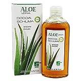 NATURA' - Doccia Schiuma Delicato Idratante all'Aloe Vera - Per l'Igiene di Tutta la Famiglia - Igienizzante, Lenitivo, Protettivo - 200 ml
