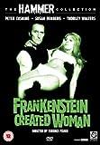 Frankenstein Created Woman [DVD] [1967]