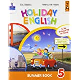 Holiday English. Summer Book. Con CD Audio. Per la 5ª classe elementare