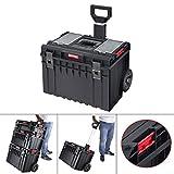 QBRICK PROFI Cart Werkzeugtrolley 58,5x43cm Werkzeugkoffer Werkzeugkasten Werkzeugbox Sortimentskasten werkzeugkiste Kiste Box