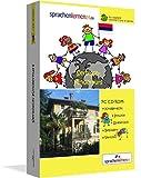Serbisch-Kindersprachkurs von Sprachenlernen24.de: Kindgerecht bebildert und vertont für ein spielerisches Serbischlernen. Ab 5 Jahren. PC CD-ROM für Windows 8,7,Vista,XP / Linux / Mac OS X