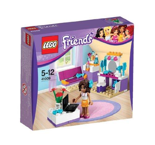 LEGO Friends - 41009 - Jeu de Construction - La Chambre d'andréa