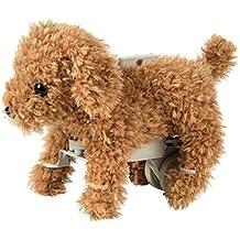Mascotas Divertidas - Peluche Mi Amigo scamps Caniche (Bizak 63250001)