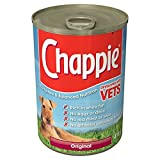 Chappie Original Tinned Dog Food 412G