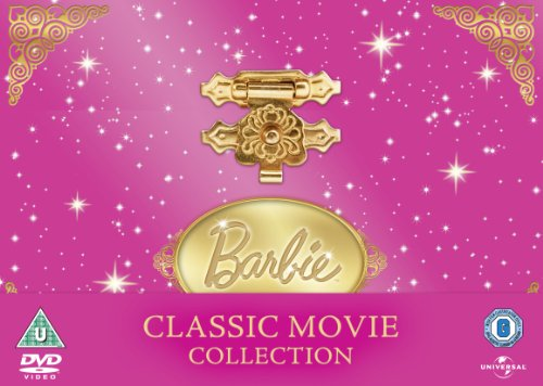 Image of Barbie: Classic Movie Collection [DVD] [2007]