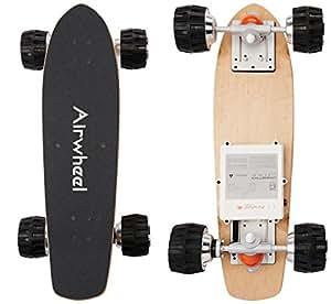 Airwheel M3- Skateboard électrique 79x 19,8x 39,6 cm - Noir