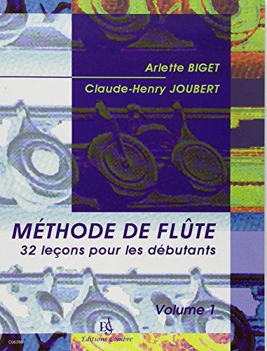 Méthode de flûte vol.1 par Biget/Joubert