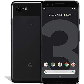 Google Pixel 3 64GB Black Smartphone 12,2MP Schwarz