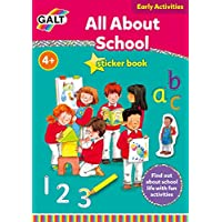 Galt All About School 4 Yaş+ Aktivite Kitabı (L3123H)