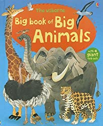The Usborne Big Book of Big Animals by Hazel Maskell (2011-01-23)
