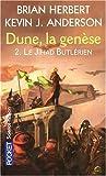 Dune, la genèse, Tome 1 : La guerre des machines de Brian Herbert (1 juin 2007) Poche