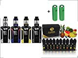Vaporesso Switcher Kit + 10x10ml Eliquid + 2x Sony Akku (Vaporesso Switcher) (RED BLUE 5ml)