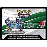 Pokemon EX Power Trio Tin Blastoise Promo Code Card by Pokemon Darkrai Tin