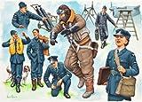 Revell Modellbausatz 02620  - RAF pilotos y personal de tierra, Segunda Guerra Mundial (escala 1:48)