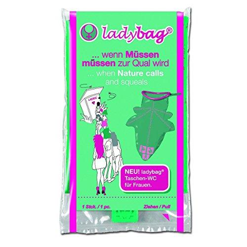 Taschen WC ladybag