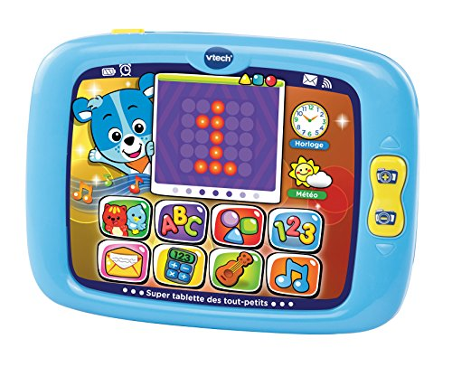 Vtech - 151405 - Jouet De Premier Age - Super Tablette Des...