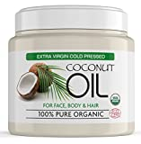 Extra Virgin Coconut Oil 100% Bio 500ml