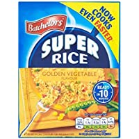 Batchelors Super Arroz Vegetal De Oro Sabor 100G