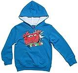 Cars 3 Kollektion 2017 Sweatshirt Pullover 92 98 104 110 116 122 128 Jungen Neu Disney Lightning McQueen (98-104; Prime, Blau)
