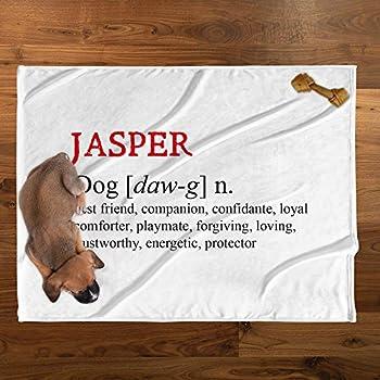 personnalisé Direct Jasper personnalisé en peluche pour animal domestique Couverture