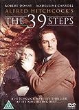 39 Steps [Reino Unido] [DVD]