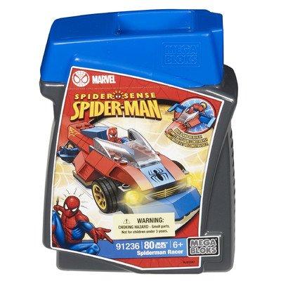 Mega Bloks Marvel Build Vehicle - Spider-Man Racer