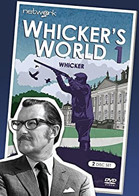 Whicker's World 1: Whicker [DVD]