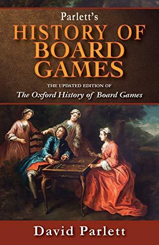 Oxford History of Board Games Echo Oxford