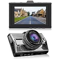 Dash Cam Full HD 1080P Camara Frontal de Coche de 170 Amplio Angulo de Vision de