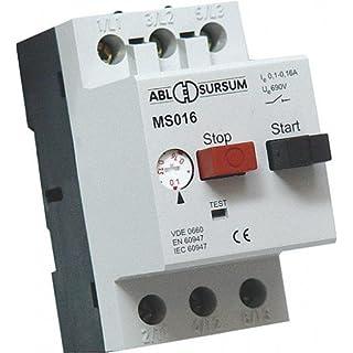 ABL SURSUM Motorschutzschalter MS2.5 1,6-2,5