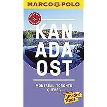 MARCO POLO Reiseführer Kanada Ost, Montreal, Toronto, Québec: Reisen mit Insider-Tipps. Inklusive kostenloser Touren-App & Update-Service