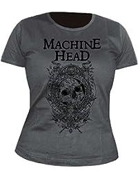 Machine Head catharsis - Clock - Girlie - Shirt