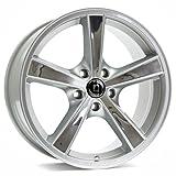 Diewe Wheels Trina–8x 18ET375x 120Alufelgen (Commercial) 1181hi-5120037726