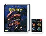 Harry Potter und der Gefangene von Askaban mit 1 Harry Potter Button
