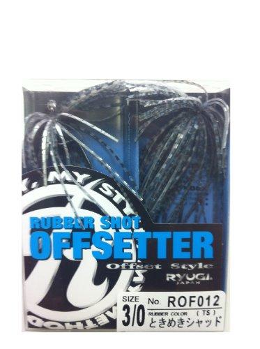 Hamecon Jig Ryugi Rubber Shot Offsetter - Par 2 3/0 par