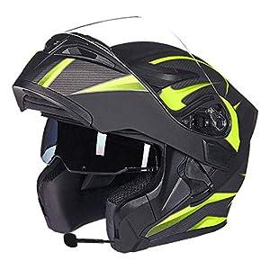 JL-Q Casco De Motocicleta Casco