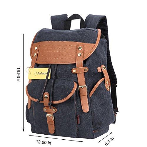 Imagen de fafada  saco de viaje hombre bolsa de deporte negro alternativa