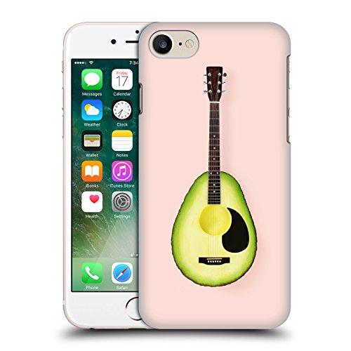 ufficiale-paul-fuentes-avocado-chitarra-pastelli-cover-retro-rigida-per-apple-iphone-7