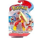 WCT Pokemon Battle Feature Figura Action Blaziken 10cm Originale